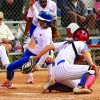 CIF-SOUTHERN SECTION DIVISION 1 SOFTBALL PLAYOFFS:Gahr's Hill hits, pitches Lady Gladiators into quarterfinals with shutout against Los Alamitos
