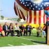 John Glenn High's dream finally becomes reality as school ushers new football stadium