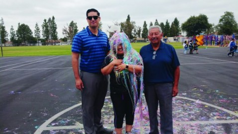 Hawaiian Elementary Celebrates Successful Students