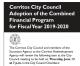 CERRITOS CITY COUNCIL TO ADOPT BUDGET THURSDAY JUNE 13