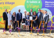 Miller Children's & Women's Breaks Ground on 80,000 sq. ft. Cherese Mari Laulhere Children's Village