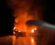 Dive Boat Catches Fire Off Of Santa Cruz Island