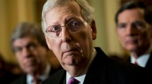 Senate Majority Leader Liar: Moscow Mitch McConnell, There Are Over 275 Bills on Your Desk